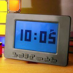 Tetris Alarm clock #Technology