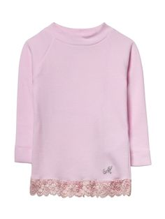 Monnalisa longsleeve, Designer Fashion for Kids, Girls Styles, Girls Clothes