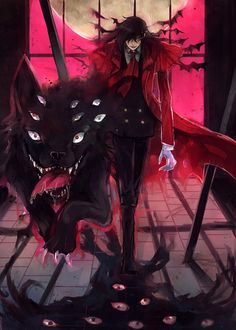 Alucard is amazing. I dare you to disagree.