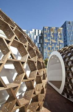 Multi-Functional Exhibition Space KREOD Pavilion