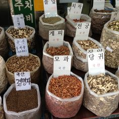 Exploring local wellness practices at Gyeongdong Market #Seoul #SouthKorea #travel #afar