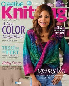 Creative Knitting - Summer 2013