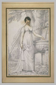 Lady Airey, wife of Sir George Airey, English officer by Richard Cosway