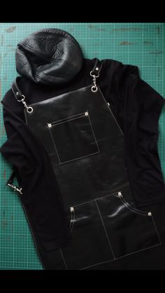 Leather Apron Murdoc Leather
