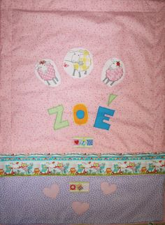 Zoé - baby blanket 2017. 80 x 100 cm www.masnimesi.net