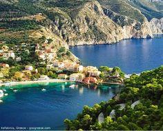 Watch: Kefalonia Island, Greece http://destinations-for-travelers.blogspot.com.br/2014/02/ilha-cefalonia-kefalonia-grecia.html #Island #Greece