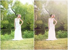 How to edit a fairytale dream photo using Photoshop Actions