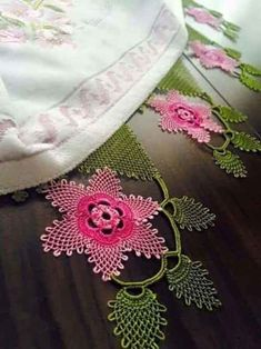 Baby Knitting Patterns, Sewing Patterns, Crochet Patterns, Simple Embroidery, Ribbon Embroidery, Filet Crochet, Knit Crochet, Saree Tassels, Lace Making