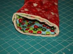 Here is a fast and easy stocking pattern, just in time for the holidays. It is a great way to make a really special gift with some of the f...