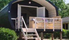 Zeeuws Strandhuisje | Campingpark Ons Buiten