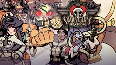 Annunciata+la+data+d'uscita+di+Skullgirls+2nd+Encore+su+PS+Vita