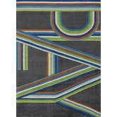 Found it at AllModern - Lil Mo Hipster Blue Rug