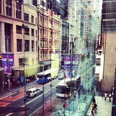 Apple Store, Sydney. Sydney, Times Square, The Neighbourhood, Street View, Apple, Store, Travel, Apple Fruit, The Neighborhood