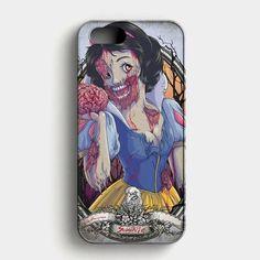 The Zombie Snow White Princess iPhone SE Case