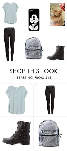 """Untitled #40"" by aussie262 on Polyvore featuring H&M and Bamboo"