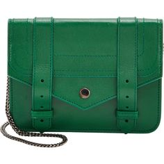 PS1 Large Chain Wallet via @WhoWhatWear