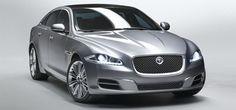 #Jaguar XJ - #Komfort #Luxus