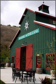 Dierberg Winery, Lompoc, CA
