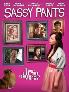 Sassy Pants (2012):