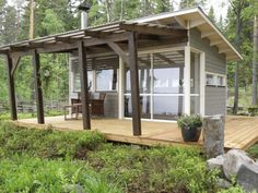 Top of the hill dream cottage Gazebo, Pergola, Guest Cabin, She Sheds, Garden Studio, Summer Kitchen, Home Spa, Tiny House Design, Cottage Homes