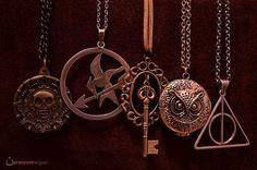Amulets.