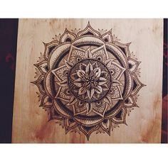 Queens Mandala by TwigandBumble on Etsy