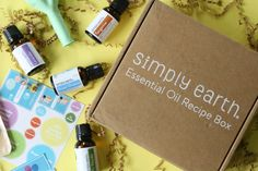 Monthly Subscription, Subscription Boxes, Eco Friendly, Essential Oils, Earth, Natural, Mother Goddess, Essential Oil Uses, Au Natural