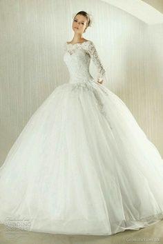 Bride gown :*