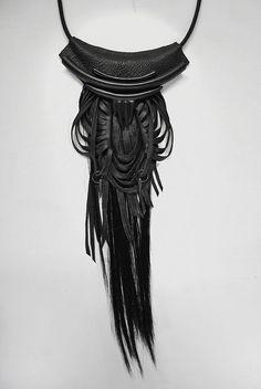 black on black detail 1, via Flickr.