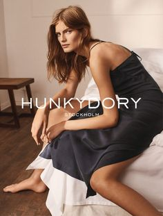 Signe Veiteberg by Hasse Nielsen for Hunkydory SS 2017 Campaign