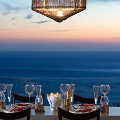 """""""A combination of a good company, bests views, top services & an extraordinary gourmet cuisine! All you need can be found at Myconian Utopia Resort.…"""""""
