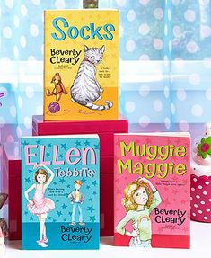 Beverly Cleary 3-Book Sets