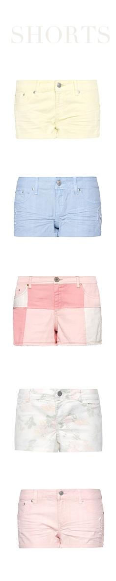 #MANGO - Shorts : pick one !