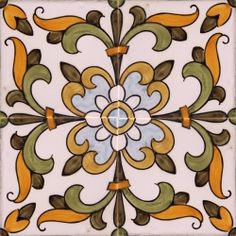 ASK 2176 Portuguese traditional painted tiles