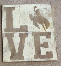 Wyoming LOVE ... Wha