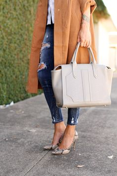 GiGi New York | Gates Satchel | Fashion Jackson Blog