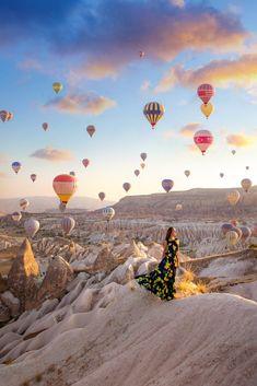 Take a look at our fairytale air balloon flight in Cappadocia cappadocia kapadokya solotravel balloon hotairballoon balloonflight dreamestination dream dreams travelislife turkey visitturkey 675047431628674353 Hot Balloon Ride, Hot Air Balloons, Travel Pictures, Travel Photos, Places To Travel, Places To Visit, Wallpaper Animes, Perfect Road Trip, Istanbul Travel