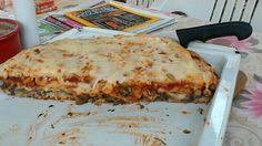 1 igazán rakott pizza:-)
