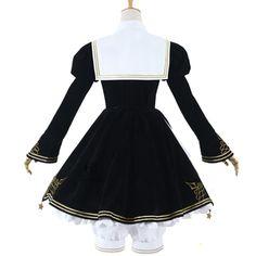23 Sakura Kinomoto, Cosplay, Aliexpress, Gothic Lolita, Retro, Skater Skirt, Ideias Fashion, Costumes, Skirts