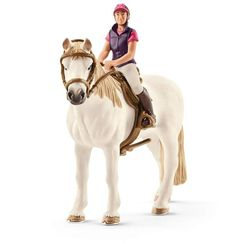 In Aspiring Schleich Farm Life 42270 Horse Care Set Andalusians & Accessories Novel Design;