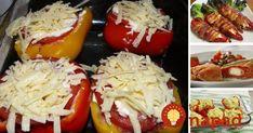 7 receptov na plnenú papriku, ktoré vás presvedčia, že aj klasiku môžu pripraviť trochu inak!