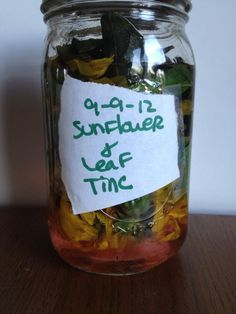 Herbs for Glycerine Tinctures: A Non-Alcoholic Herbal Tincture