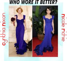 """""""who wore it better?"""" by amanda81-1 ❤ liked on Polyvore"""
