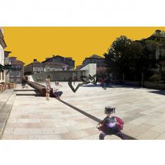 Concurso de arte urbano y sonido., Pontevedra, 2012 - Nan arquitectos