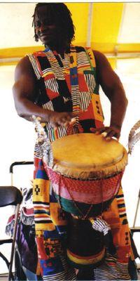Hand Drum West Africa...