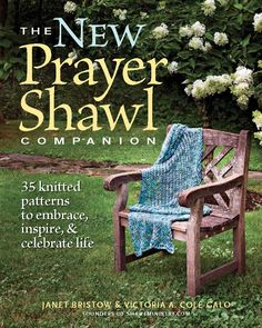 """Wether they are called: """"Prayer Shawls"""", """"Comfort Shawls"""", """"Peace Shawls"""" or """"Mantles"""" just to name a few; the knitter begins each shawl with prayers and blessings for the recipient. Shawl making instructions are provided for knit or crochet."""