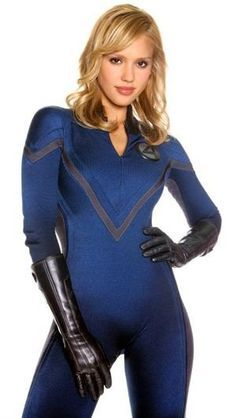 Jessica Alba / Invisible Woman / Fantastic Four / 2005 Jessica Alba Fantastic Four, Jessica Alba Hot, Jessica Alba Movies, Dark Angel Tv Series, Jessica Alba Pictures, Meagan Good, Invisible Woman, Kate Mara, Super Soldier