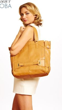 Leather bag, I heart style!
