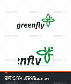 Green Fly Logo Template #GraphicRiver Green Fly: a logo that can be used in organic companies in agricultural and agro-industrial companies in spa products for the city staff, among other uses. Its design is very simple and is very easy to configure. This ready to print. Customizable 100% CMYK AI – EPS Font used Aller Created: 14December12 GraphicsFilesIncluded: VectorEPS #AIIllustrator Layered: Yes MinimumAdobeCSVersion: CS Resolution: Resizable Tags: agro #bio #biodisel #brand #branding…