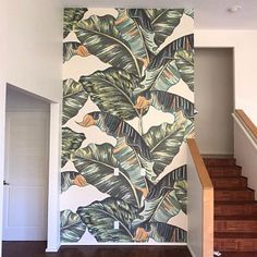 Wave Wallpaper Abstract Waves Wall Mural Nordic Art Wall Decor Modern Home Decor Living Room Bedroom Waves Wallpaper, Plant Wallpaper, Nursery Wallpaper, Wood Wallpaper, Embossed Wallpaper, Wallpaper Size, Wallpaper Backgrounds, Vintage Wallpaper Patterns, Vintage Floral Wallpapers